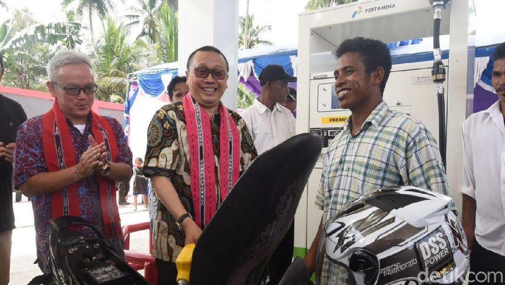 Harga BBM di Seram Bagian Barat Akhirnya Sama Seperti di Jawa