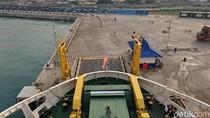 4 Dermaga Pelabuhan Merak Tutup Saat Perayaan HUT Ke-72 TNI