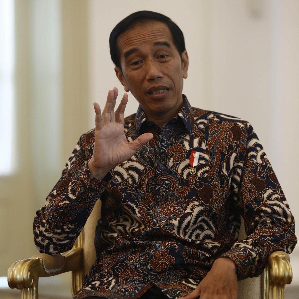 Jokowi ke Lampung Resmikan Tol Bakauheni Terbanggi Besar