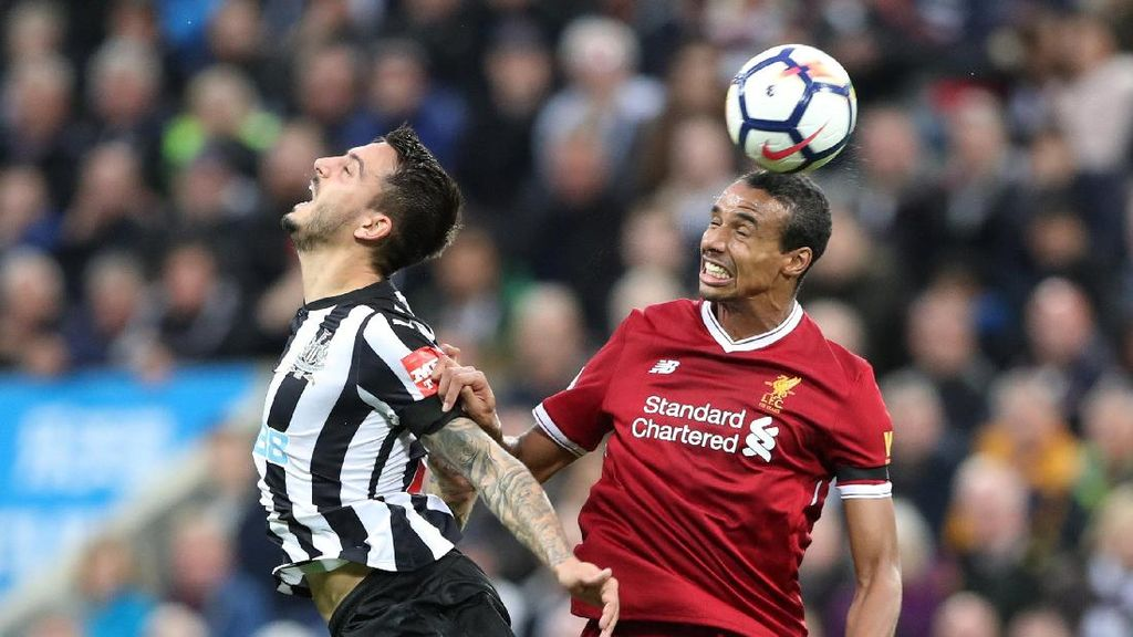 Liverpool Diimbangi Newcastle 1-1