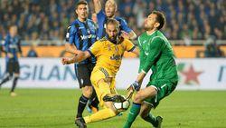 Juventus Tertahan di Kandang Atalanta