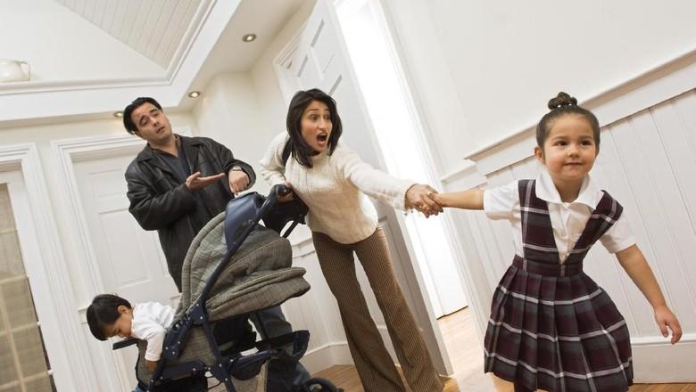 Agar Anak Nggak Rewel, Haruskah Kita Penuhi Semua Permintaannya?/Foto: Thinkstock