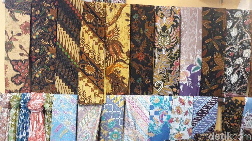 Batik Jadi Warisan Dunia, Pengusaha: Penjualan Naik 2 Kali Lipat