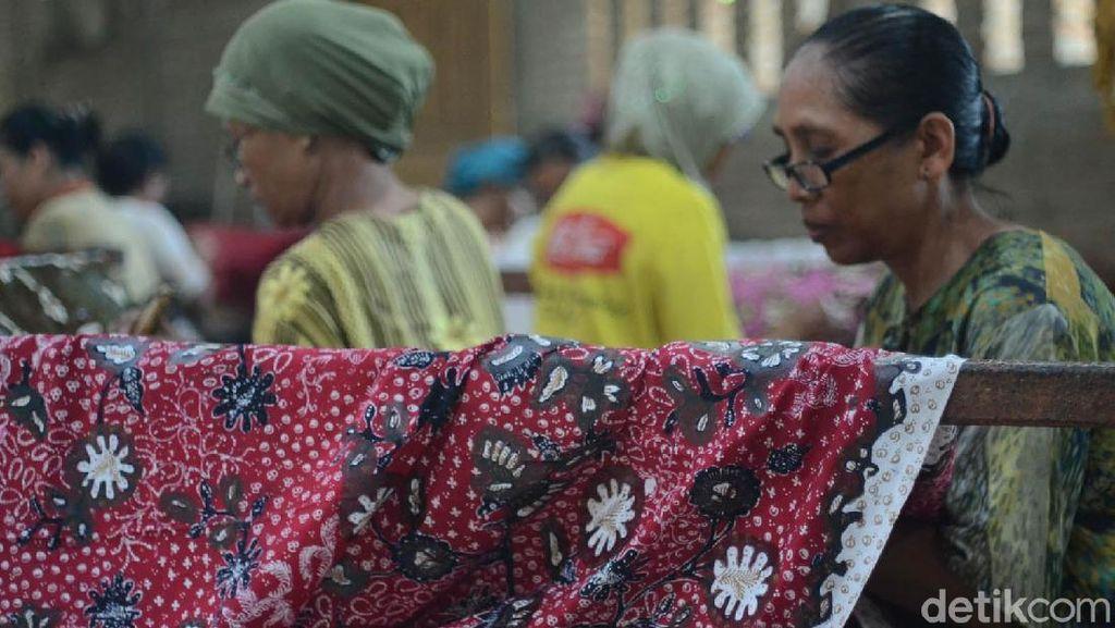 Fotostop: Batik Warisan Dunia