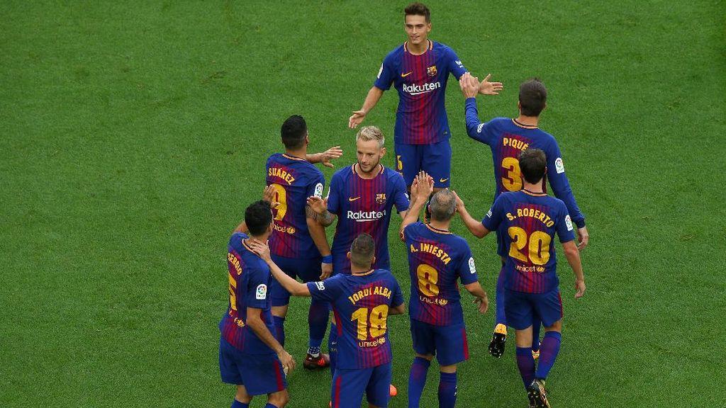 Tujuh Laga dalam 23 Hari untuk Barcelona