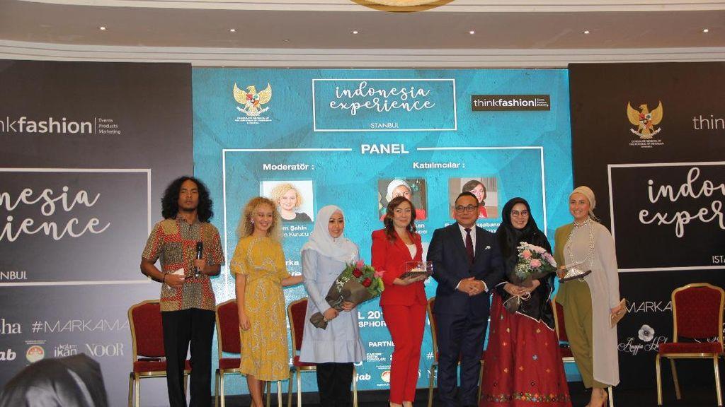 7 Desainer Indonesia Unjuk Karya di Istanbul