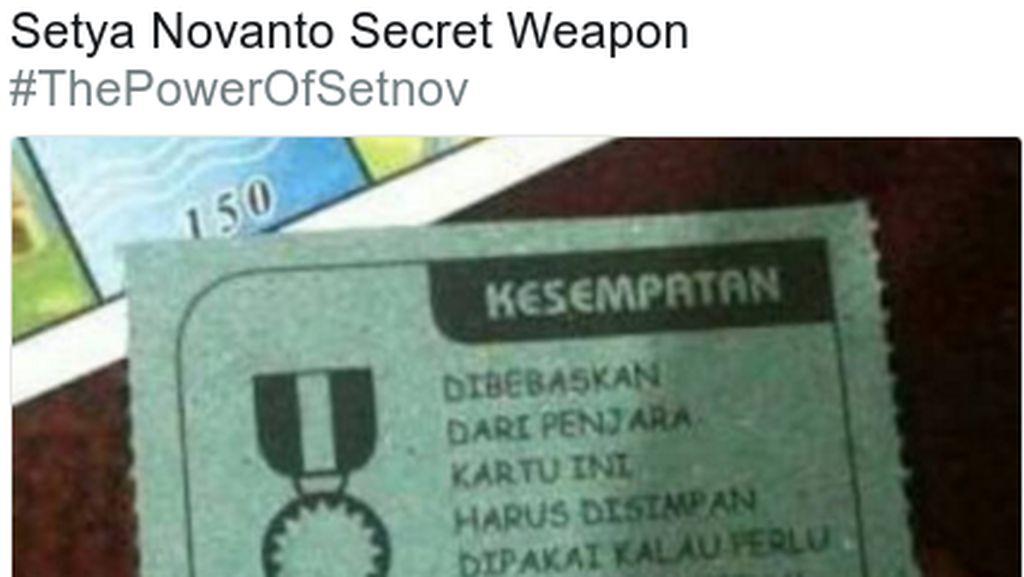 Netizen Masih Ramaikan Meme #thepowerofsetnov