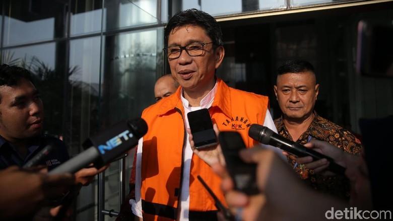 Walkot Nonaktif Batu Eddy Rumpoko Ajukan Praperadilan