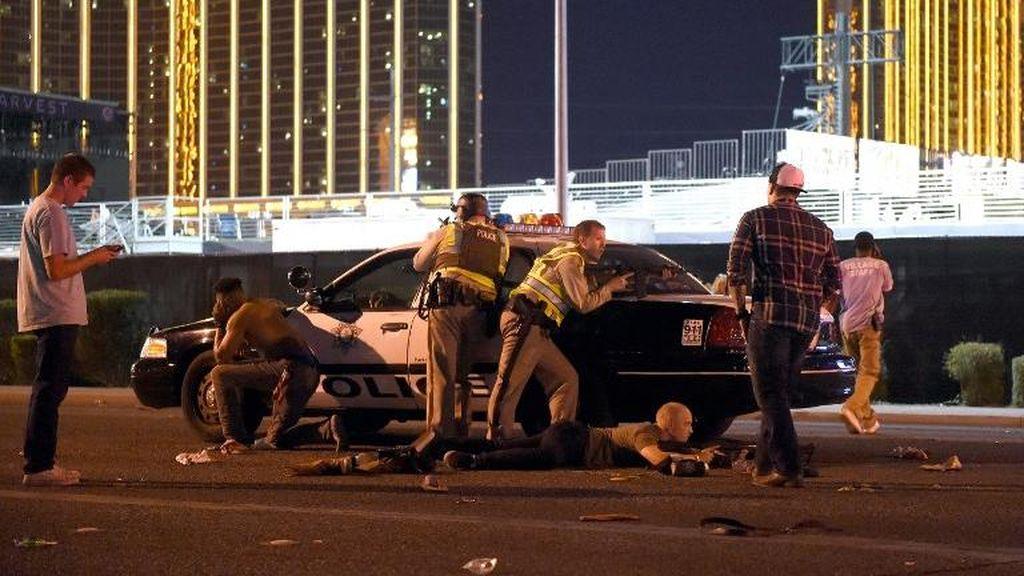 Penembakan Las Vegas Paling Mematikan, Ini Deretan Penembakan di AS