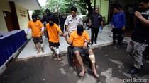 Polisi Tembak 6 Pelaku Curanmor di Kawasan Industri Bekasi