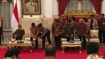 Pesan Jokowi di Sidang Kabinet: Terus Kerja Sama dan Jaga Stabilitas