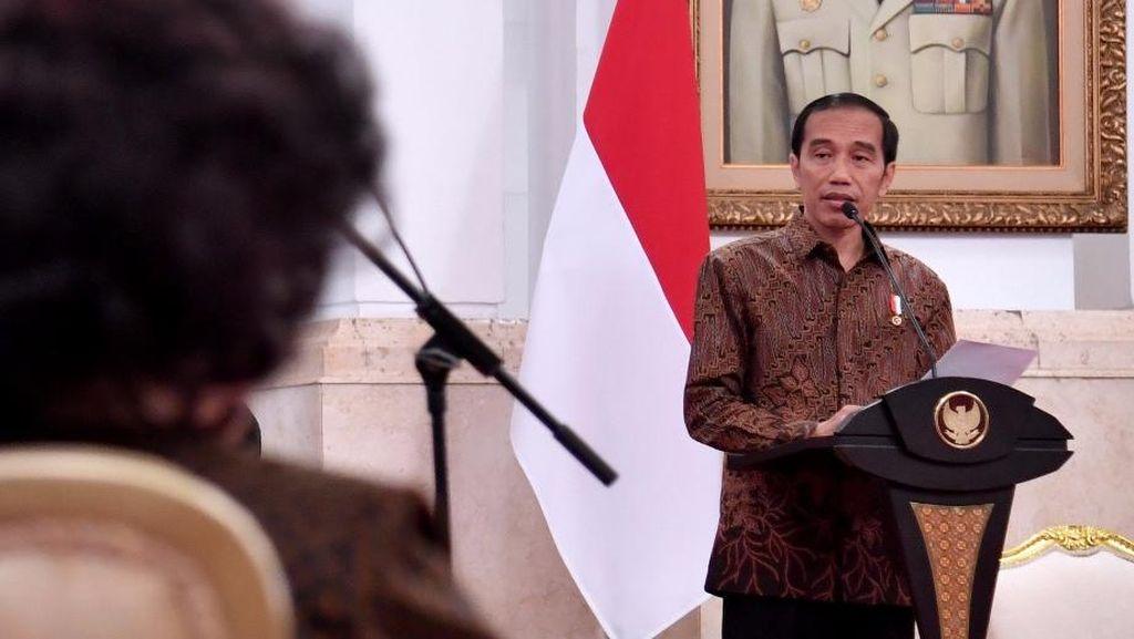 Jokowi yang Tak Puas Bandar Narkoba Dihukum Normatif