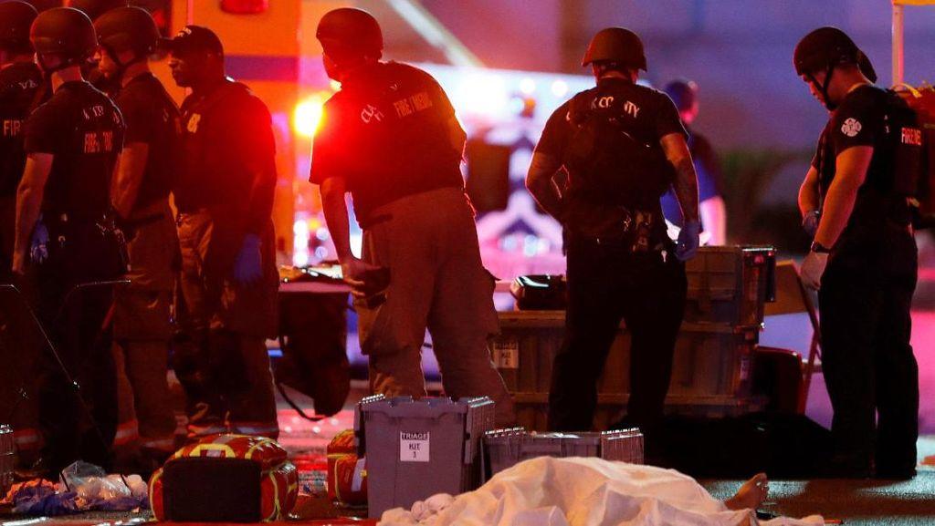 Duka Selebriti Dunia Atas Penembakan di Las Vegas