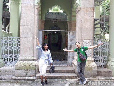 Intip Keseruan dTraveler di Kota Tua Hong Kong
