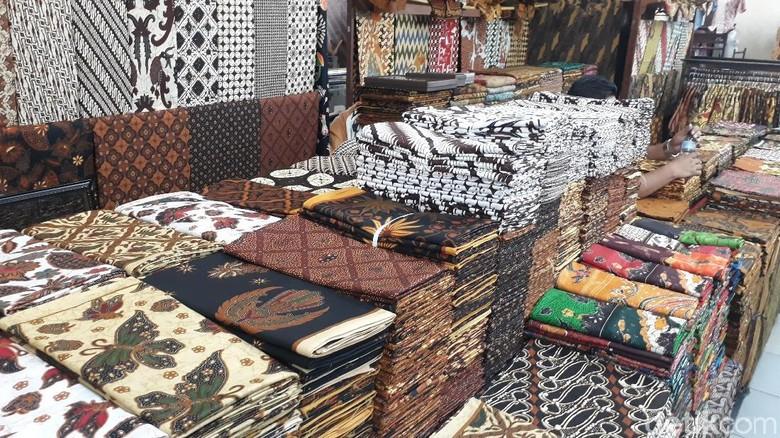 Punya Pasar di RI, Batik Tak Kalah Saing dengan Pakaian Impor