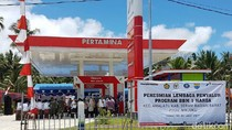Warga Seram Bagian Barat Senang Harga BBM Sama Seperti di Jawa