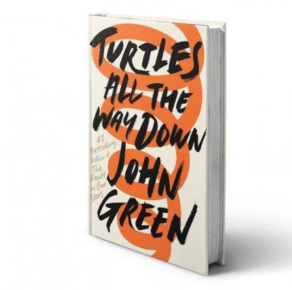 Novel Turtles All the Way Down Versi Bahasa Indonesia Segera Terbit