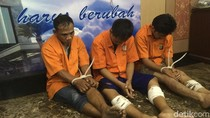 Perampok Nasabah Bank di Ciracas Ditangkap, Kaptennya Didor