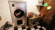 Sstt! Di Tempat Laundry Ini Ternyata Ada Bar Rahasia yang Tersembunyi