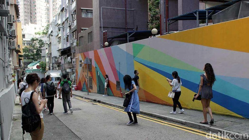 Ini Gang yang Lagi Hits di Hong Kong