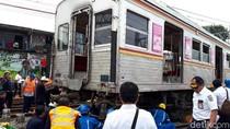 Penyebab KRL Anjlok di Manggarai karena Masalah Persinyalan