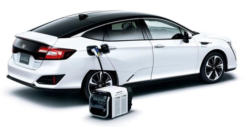 Wah, Kini Ada Powerbank untuk Mobil Listrik