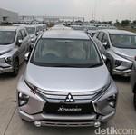 Demi Xpander, Mitsubishi Genjot Produksi di Bekasi