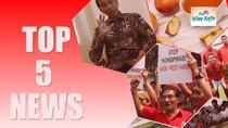 Jokowi Jalan Kaki 2 Km, Arifin Ilham Kenalkan Istri Ketiga