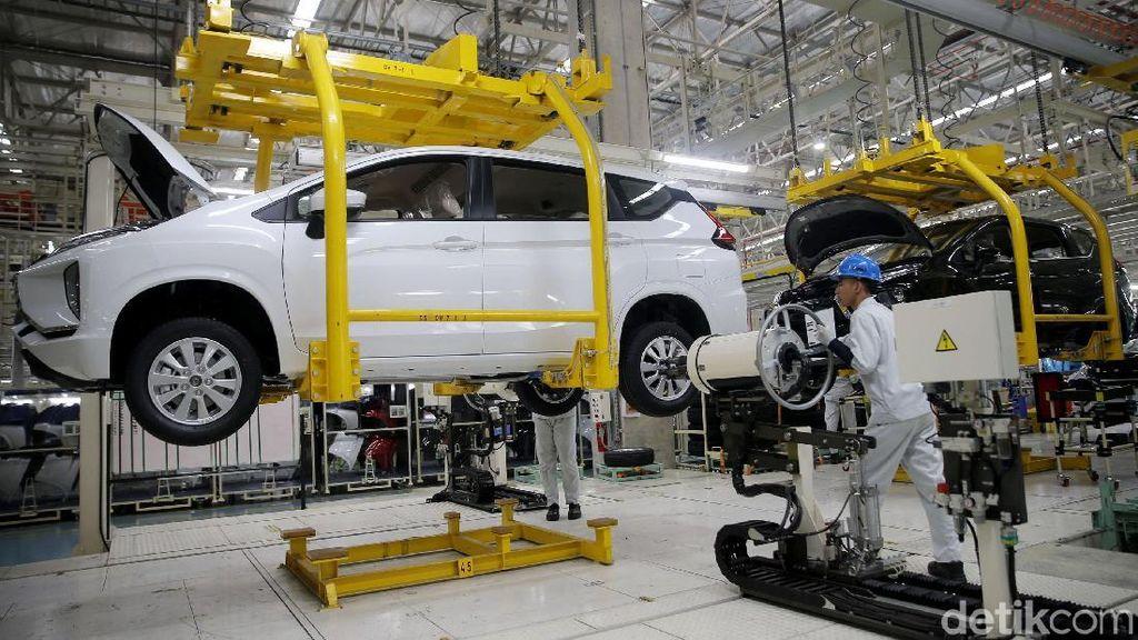 Mitsubishi Targetkan Mampu Produksi 70 Ribu Xpander Tahun Ini