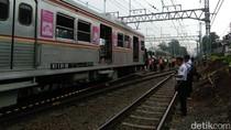 Evakuasi Selesai, Relasi KRL Jabodetabek Kembali Normal