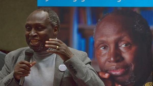 Ngugi wa Thiongo Berhasil Kenalkan Sastra Afrika ke Dunia