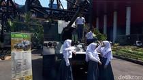 Melihat Kecanggihan Alutsista TNI yang Mejeng di TSM Bandung