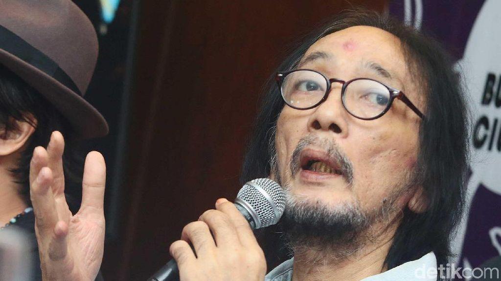 Musisi Yockie Suryo Prayogo Dikabarkan Kritis