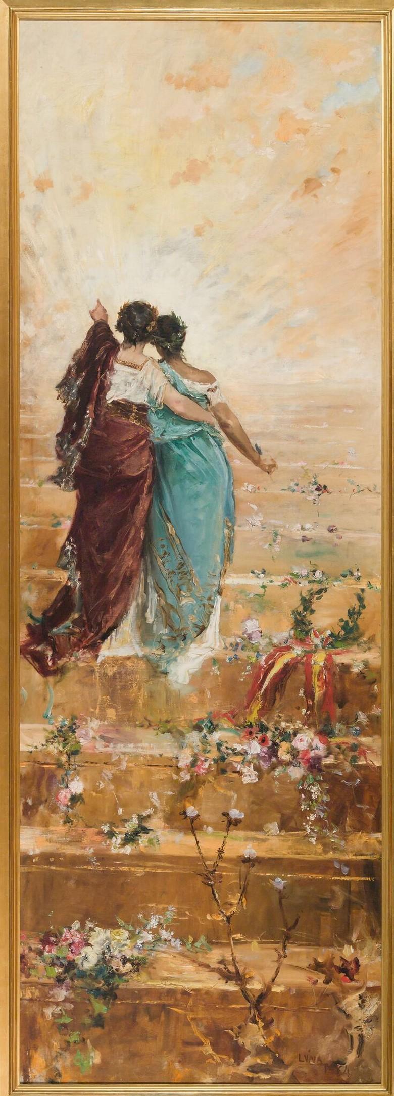 Lukisan Masterpiece Raden Saleh hingga Monet akan Sambangi Singapura