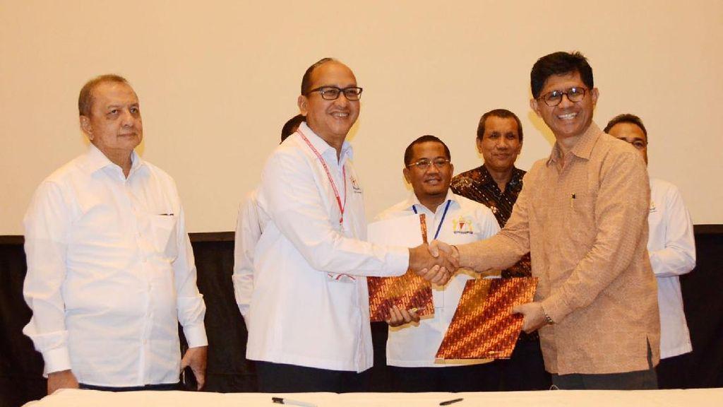 Kadin Gandeng KPK Cegah Korupsi di Lingkup Korporasi