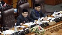 DPR Bahas Laporan Penyerahan Hasil Pemeriksaan BPK