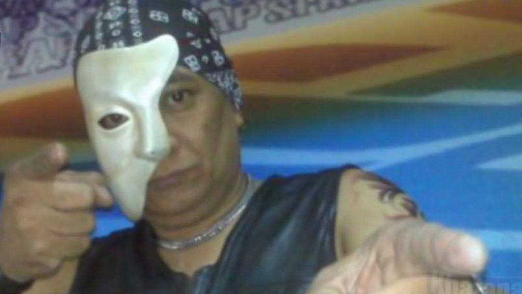 Bang Napi Meninggal, Gombal Manajer ke Dewi Persik Berujung Pelaminan