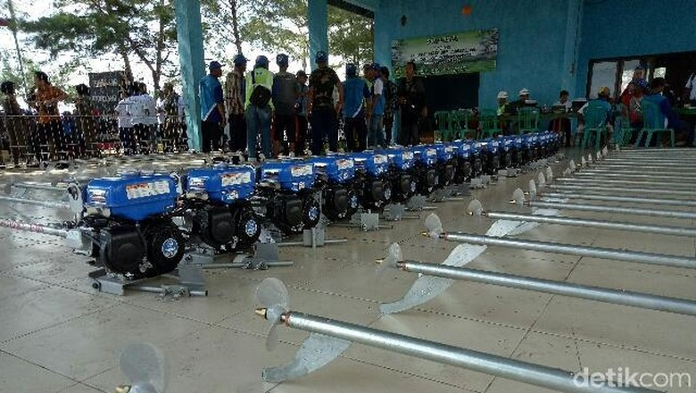 1.172 Nelayan Banyuwangi Terima Bantuan Konversi BBM ke BBG