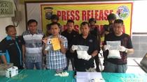 Polisi Tembak Mati Bandar Bersenpi di Medan, 2 Kg Sabu Disita