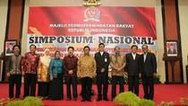 Hasil Kajian MPR Soal Peran Daerah dalam Perjuangkan Kepentingannya