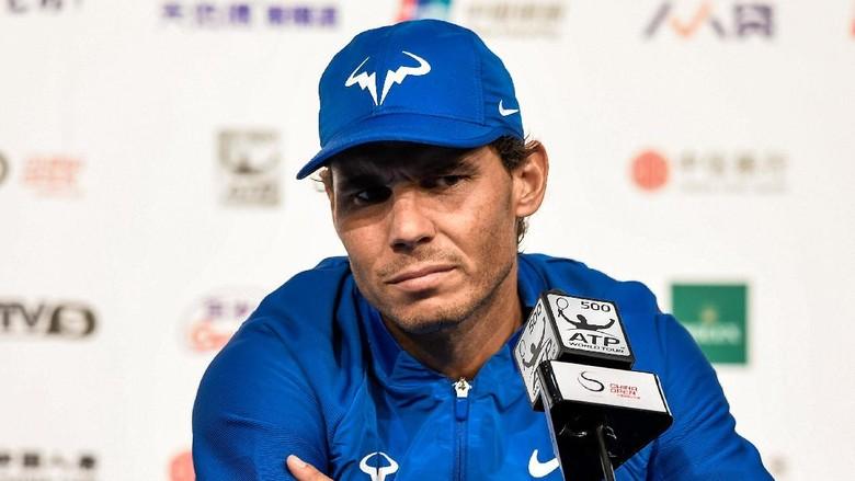 Nadal Hampir Menangis Melihat Kerusuhan di Referendum Catalunya