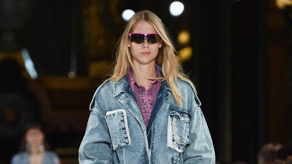 Foto: 20 Koleksi Terbaru Stella McCartney di Paris Fashion Week