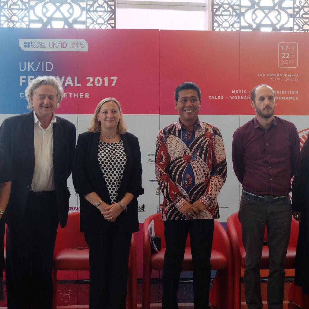 Neonomora akan Buka Festival UK/ID 2017