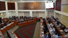 Sri Mulyani Cs Temui Banggar DPR, Lanjutkan Pembahasan RAPBN 2018