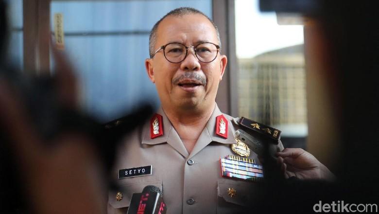 Polisi Tahan 8 dari 12 Terduga Teroris Sumsel di Mako Brimob Depok