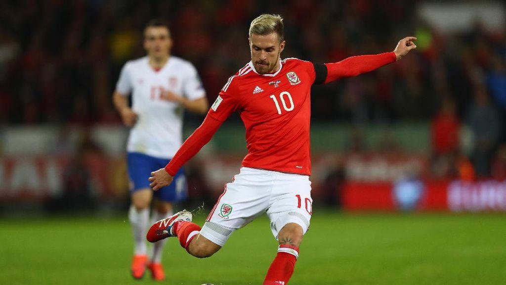 Laju Oke di Arsenal Ringankan Langkah Ramsey Perkuat Timnas