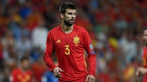 Pique Takkan Mundur dari Timnas Spanyol