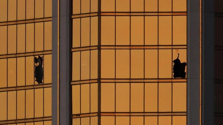 2 Minggu Pasca Penembakan Las Vegas, 45 Orang Masih di RS