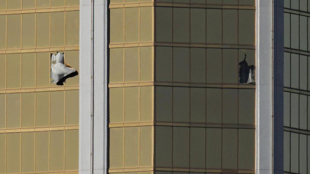 Motif Penembakan Brutal Las Vegas Masih Misterius