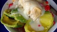 Ini 6 Aneka Es Alpukat, Nomor 5 dan 6 Dicampur Durian